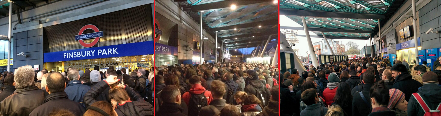 Tube strikes set to re-arrange Arsenal v Manchester United | She ...