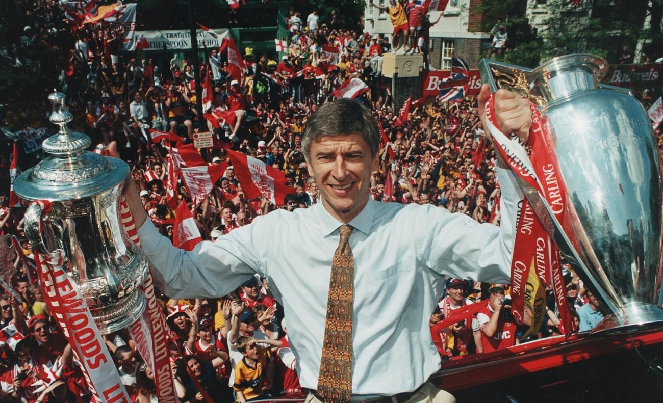 Only One Arsène Wenger Arsenal77_2741542a