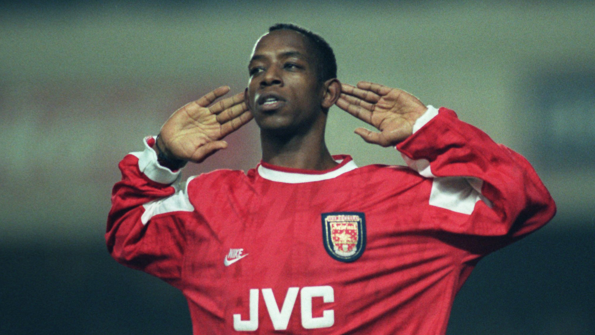 Image result for ian wright arsenal