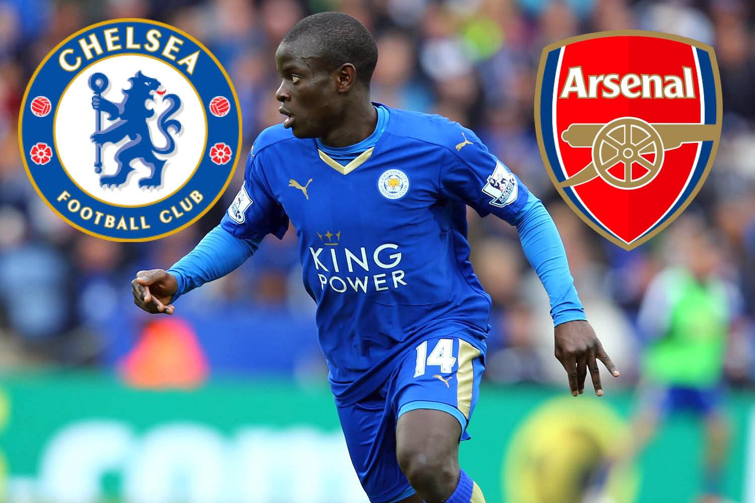 Why did Arsenal fail to sign N Golo Kante